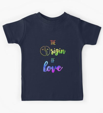 The Origin of Love | Hedwig and the Angry Inch Kids Tee