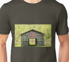 Kentucky Barn Quilt - Happy Hunting Ground T-Shirt