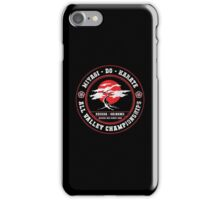 Karate Kid - Mr Miyagi Do Distress White Variant iPhone Case/Skin