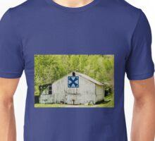 Kentucky Barn Quilt - Windmill Unisex T-Shirt