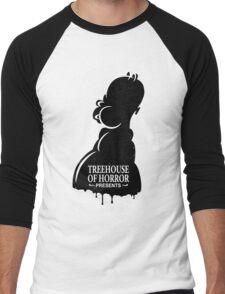 Treehouse Of Horror Men's Baseball ¾ T-Shirt