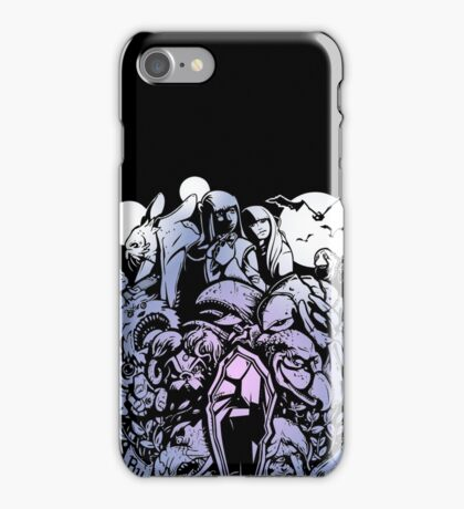Sundered and Undone iPhone Case/Skin