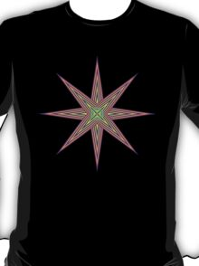 Starburst Shape 6 T-Shirt