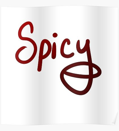 Spicy! Poster