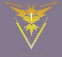 Pokémon Go - Team Instinct Kids Tee