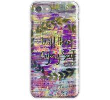 Gypsy Soul iPhone Case/Skin