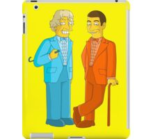 Dumb and Dumber - Simpsons Style! iPad Case/Skin