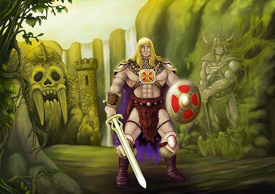 He-Man, Guardian of Grayskull by Crusader
