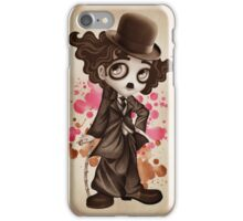 The Little Tramp iPhone Case/Skin