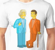 Dumb and Dumber - Simpsons Style! Unisex T-Shirt