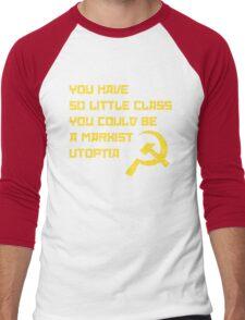 So Classless Men's Baseball ¾ T-Shirt