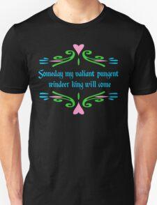 Valiant Pungent Reindeer King Unisex T-Shirt