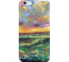 The Old Course, St Andrews iPhone Case/Skin