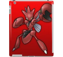 Scizor Digital Painting Pokemon iPad Case/Skin