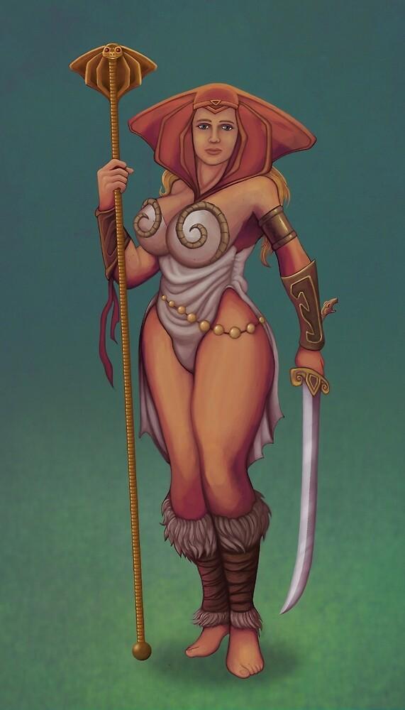 Teela redesign by Crusader