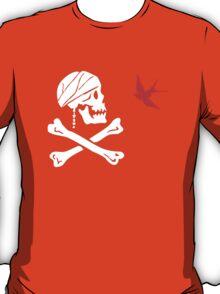 The Flag of Captain Jack Sparrow T-Shirt