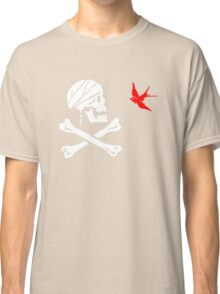The Flag of Captain Jack Sparrow Classic T-Shirt