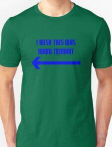 I Wish This Was David Tennant Unisex T-Shirt