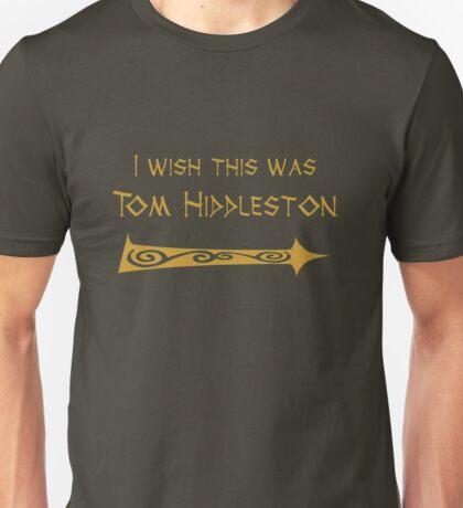 I Wish This Was Tom Hiddleston T-Shirt