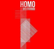 HOMO II by ak4e