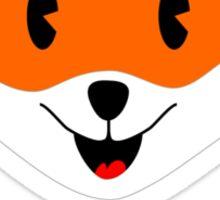 What the Fox Didn't Say Sticker