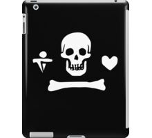 Flag of Stede Bonnet iPad Case/Skin