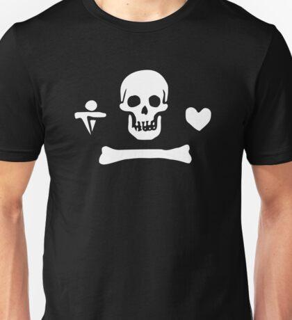 Flag of Stede Bonnet T-Shirt