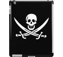 Flag of Calico Jack Rackham iPad Case/Skin
