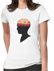 011 Womens Fitted T-Shirt
