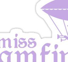 I Miss Dreamfinder Sticker
