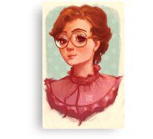 Barb - Stranger Things Canvas Print