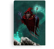 Orko from the Magic Land Canvas Print