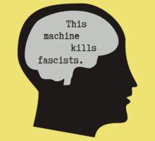 This Machine Kills Fascists Kids Clothes