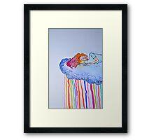Cloud Dreamer Framed Print