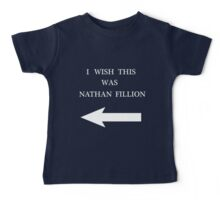 I Wish This Was Nathan Fillion Baby Tee