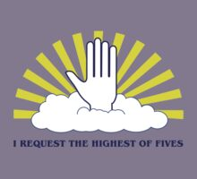 The Highest of Fives Kids Tee