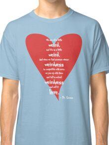 Love is Weird Classic T-Shirt