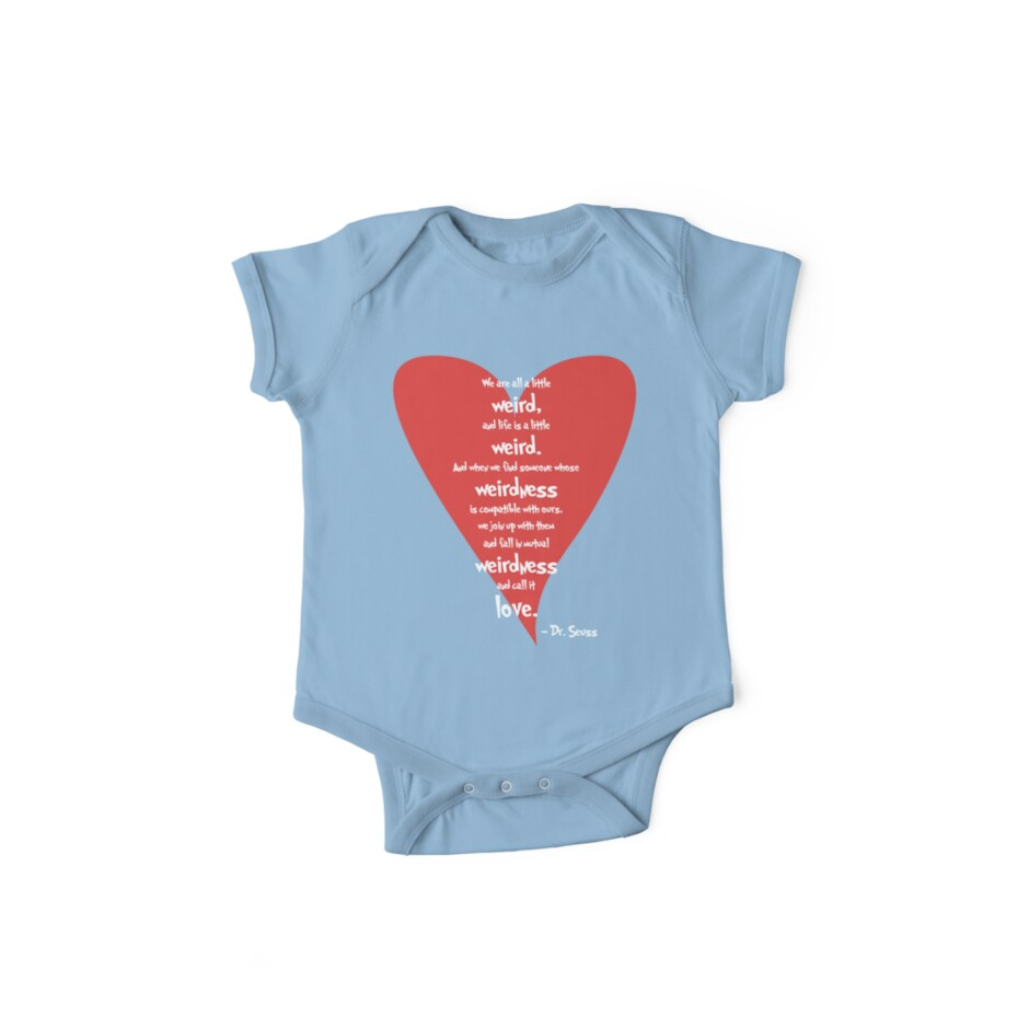 Love is Weird by NevermoreShirts