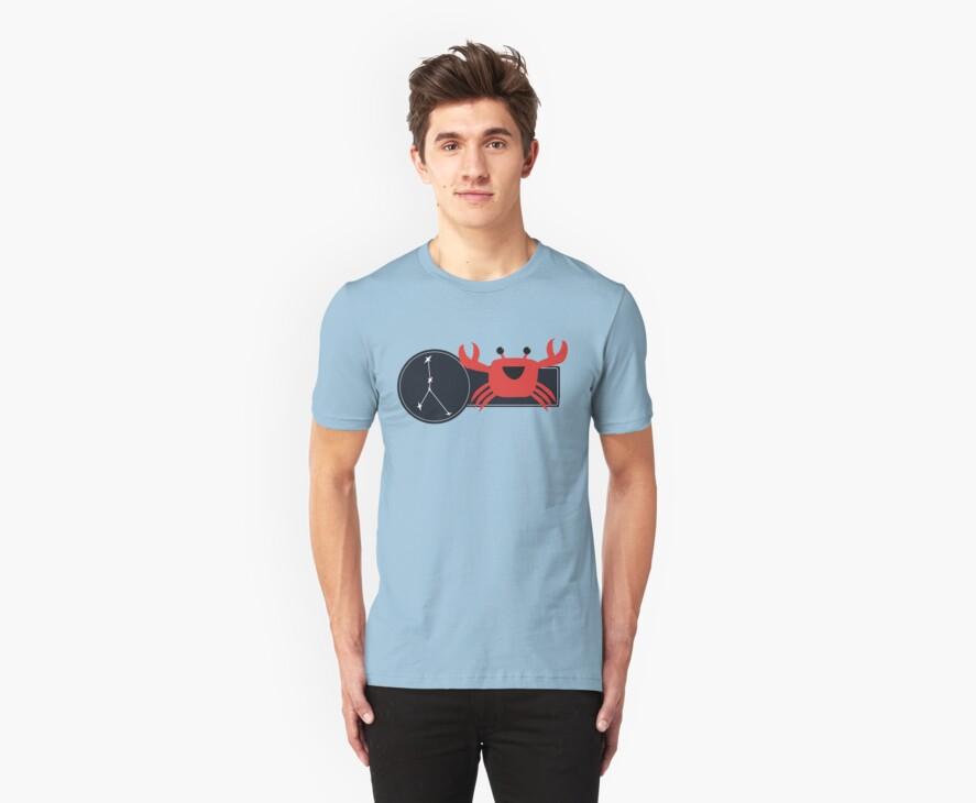 Li'l Cancer Crab by NevermoreShirts