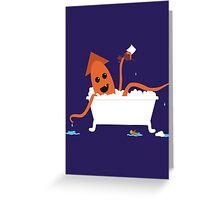 Li'l Kraken Greeting Card