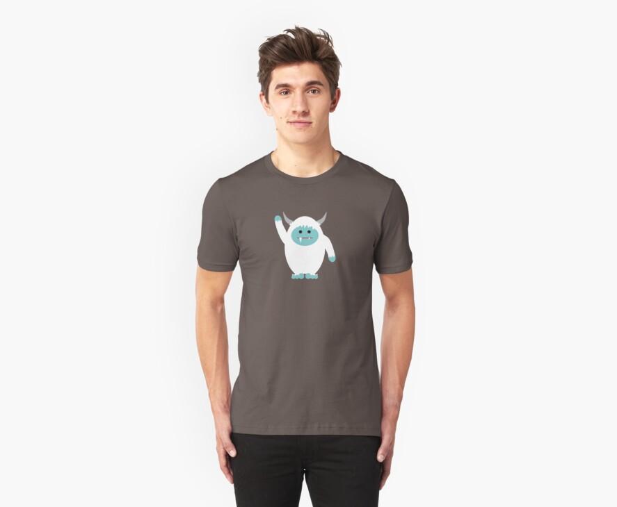 Li'l Yeti by NevermoreShirts