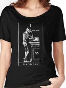 Magician Tarot I Women's Relaxed Fit T-Shirt