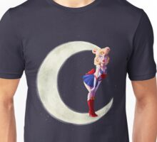 Sailor Moon Pin up Unisex T-Shirt