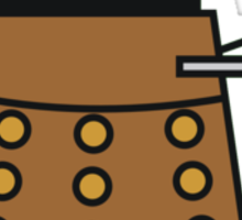 Li'l Dalek Sticker