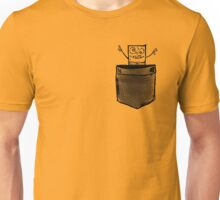 Doodle Bob | Pocket full of Hugs Unisex T-Shirt