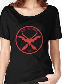 Ballycastle Bats Women's Relaxed Fit T-Shirt