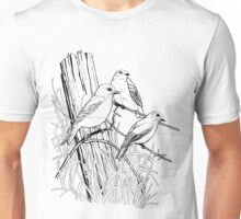 Fence Committee Coloring Project.  Unisex T-Shirt