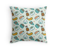 Sushi Lover Throw Pillow