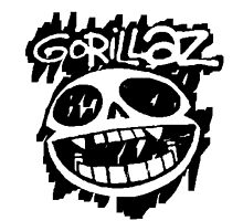 Gorillaz logo by soundofwaves