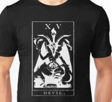 Devil Tarot XV Unisex T-Shirt